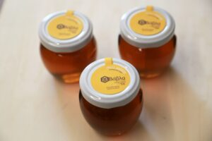 blossom honey 120gr