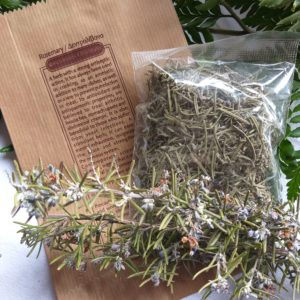 Rosemary (Rosmarinus Officinalis) Tea / Τσάι Δεντρολίβανο